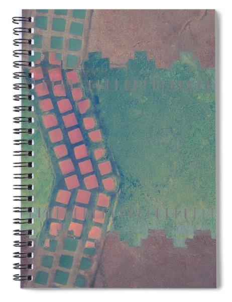 City Sidewalks Spiral Notebook