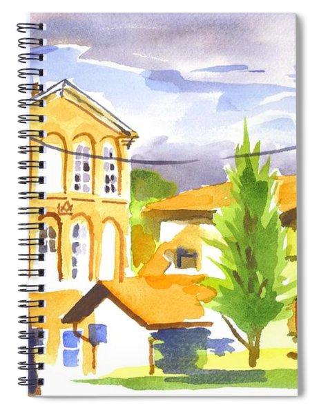 City Streets II Spiral Notebook