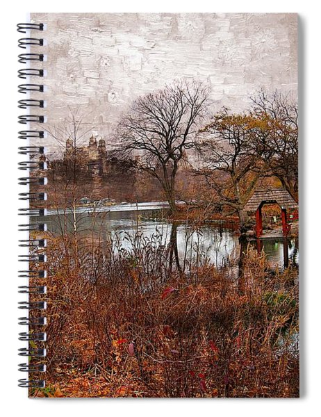 New York City View Y1 Spiral Notebook