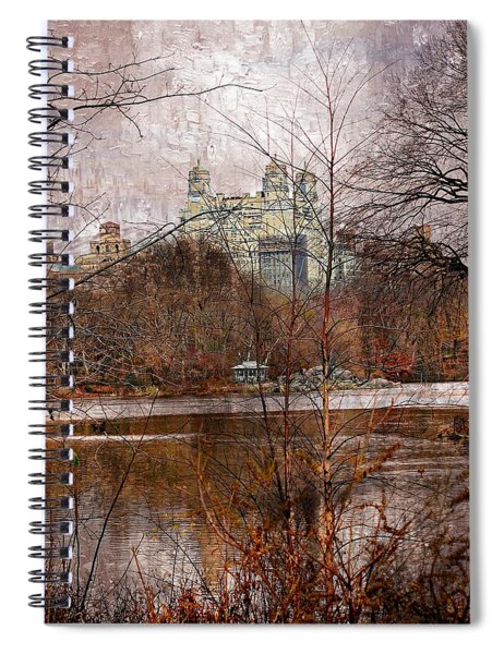 New York City View Series 02 Spiral Notebook
