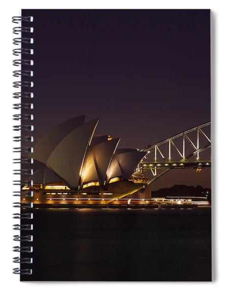 Classic Elegance Spiral Notebook