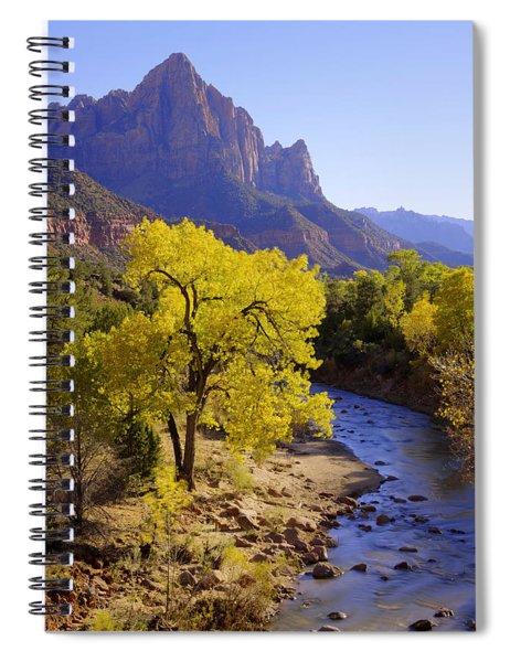 Classic Zion Spiral Notebook