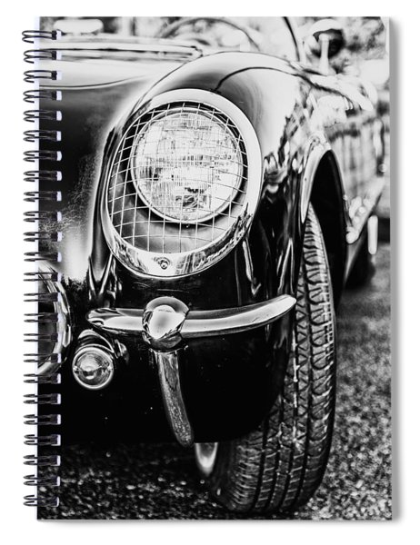 Classy Convertible Spiral Notebook