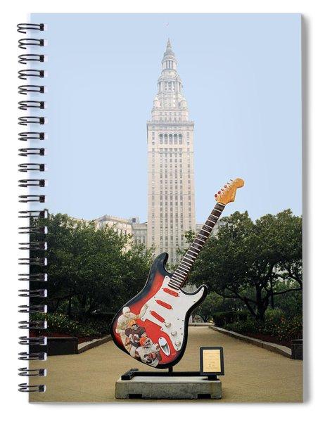 Cleveland Rocks Spiral Notebook