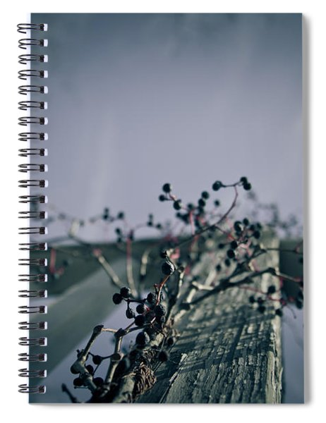Cling To You Spiral Notebook