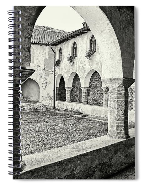 Cloister Spiral Notebook