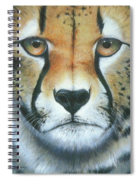 Close To The Soul Spiral Notebook