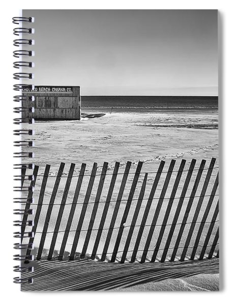 Closed For The Season Spiral Notebook