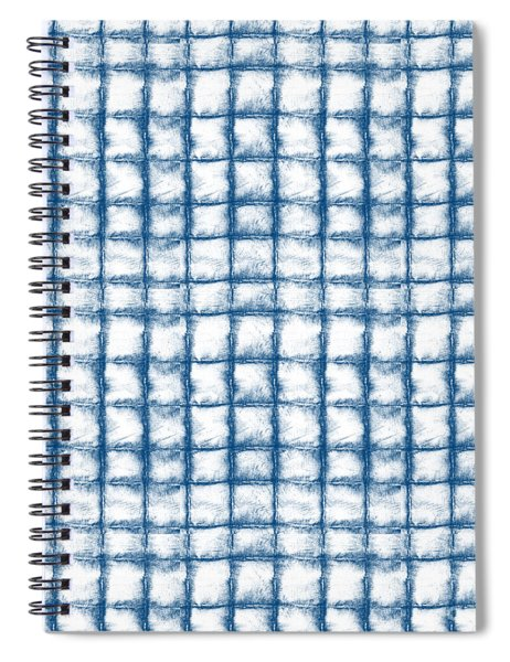 Cloud Boxes Spiral Notebook