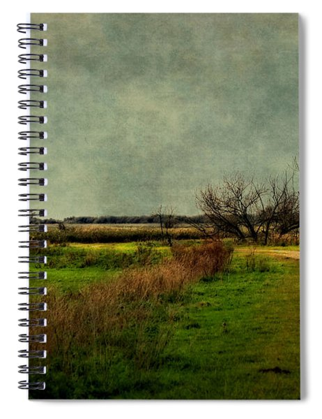 Cloudy Day Spiral Notebook
