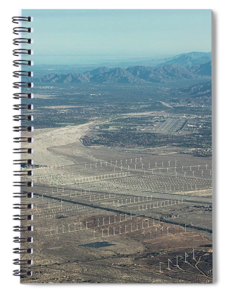 Coachella Valley Spiral Notebook