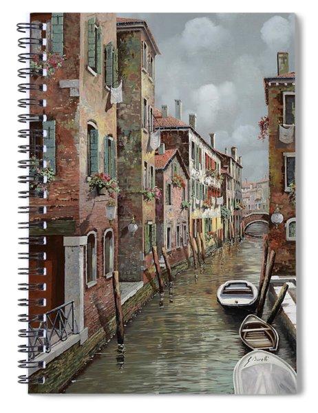 colazione a Venezia Spiral Notebook