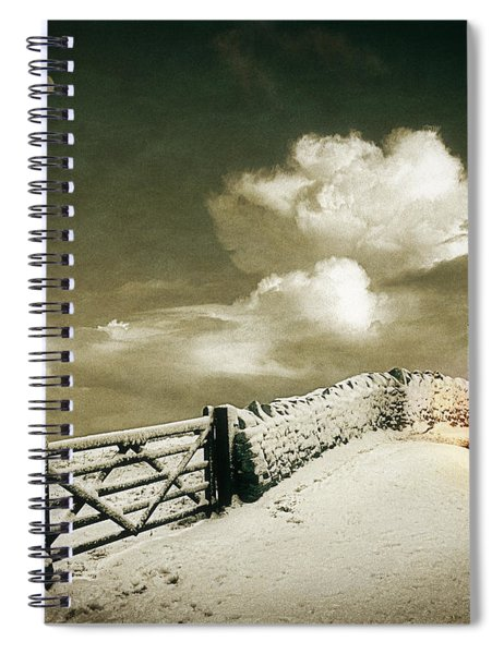 Cold Call Spiral Notebook