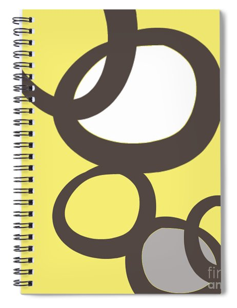 Collecting Stones Spiral Notebook