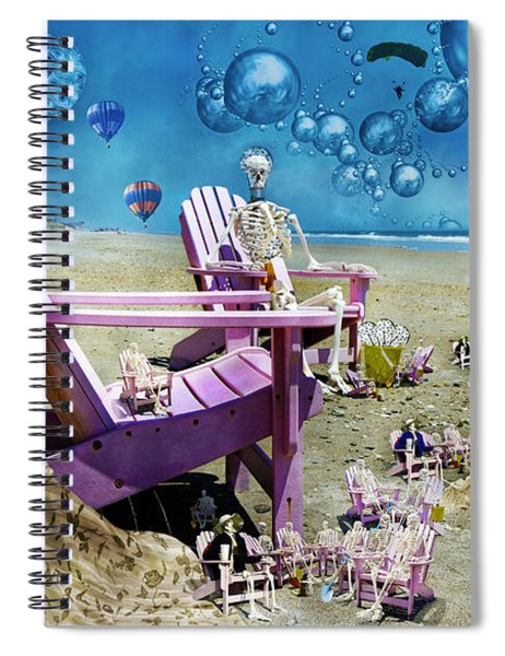 Collective Souls Spiral Notebook