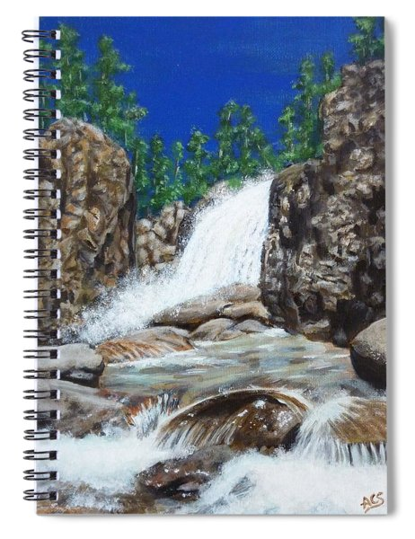 Colorado Spiral Notebook