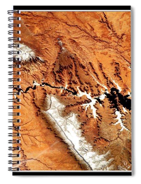 Colorado Plateau Nasa Spiral Notebook