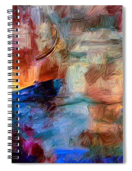 Coloratura Spiral Notebook