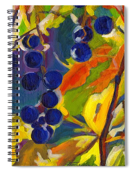 Colorful Expressions  Spiral Notebook