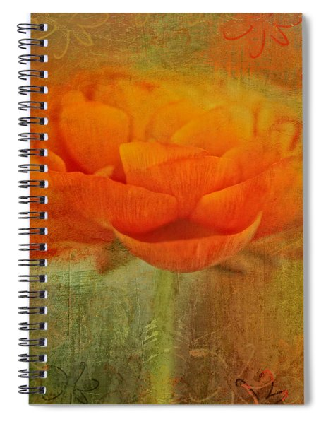 Colorful Impressions Spiral Notebook