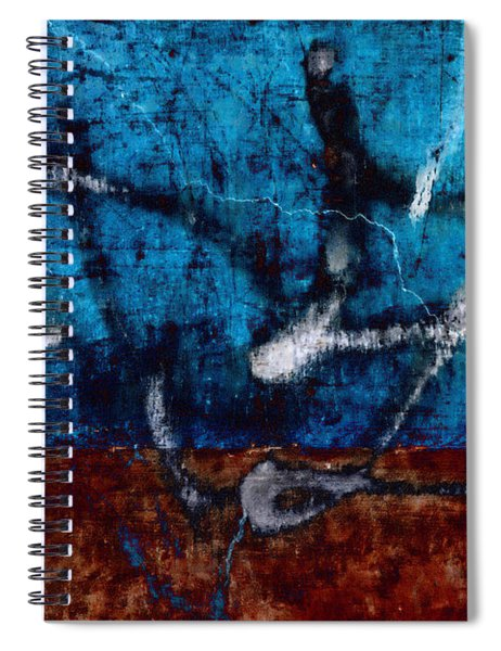 Colorful Walls Number 2 Spiral Notebook