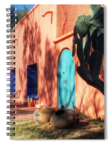 Colors Of The Desert Southwest Spiral Notebook