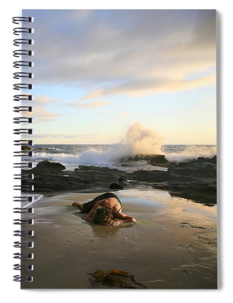Come Back To Me Spiral Notebook