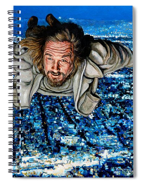 Come Fly With Me Spiral Notebook