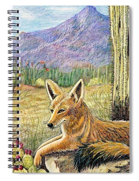 Come One Step Closer Spiral Notebook
