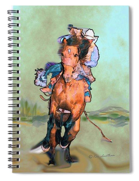 Comin Atcha Spiral Notebook