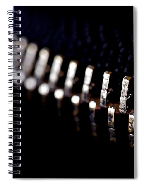Coming Together Spiral Notebook