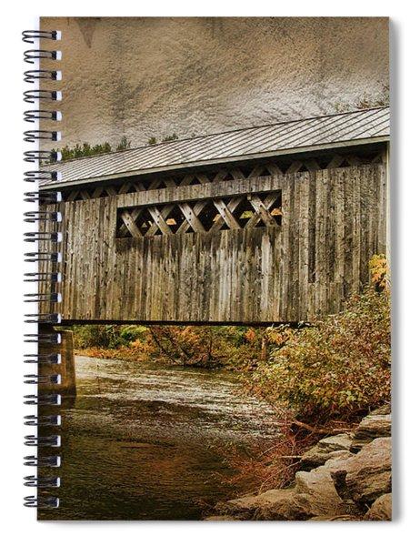 Comstock Bridge 2012 Spiral Notebook
