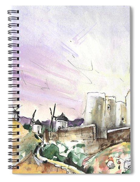 Consuegra 04 Spiral Notebook
