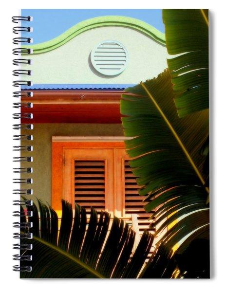 Cool Tropics Spiral Notebook