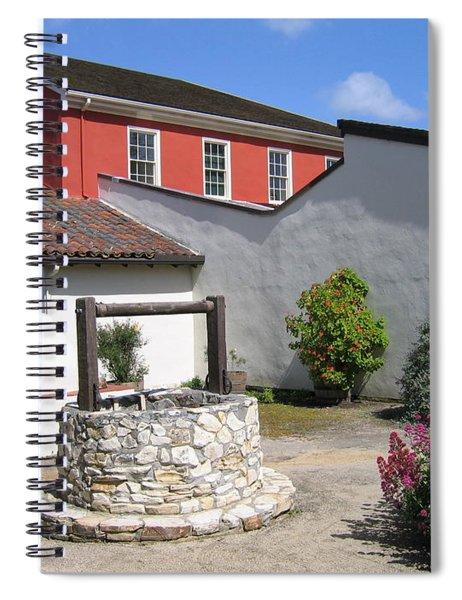 Cooper-molera Adobe Spiral Notebook