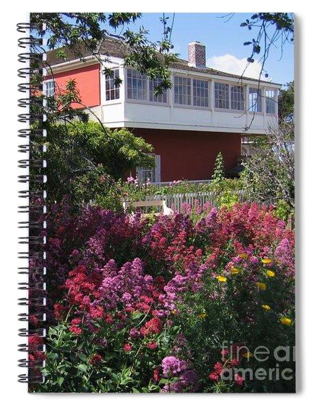 Cooper-molera Garden Spiral Notebook