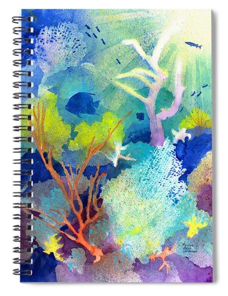 Coral Reef Dreams 1 Spiral Notebook