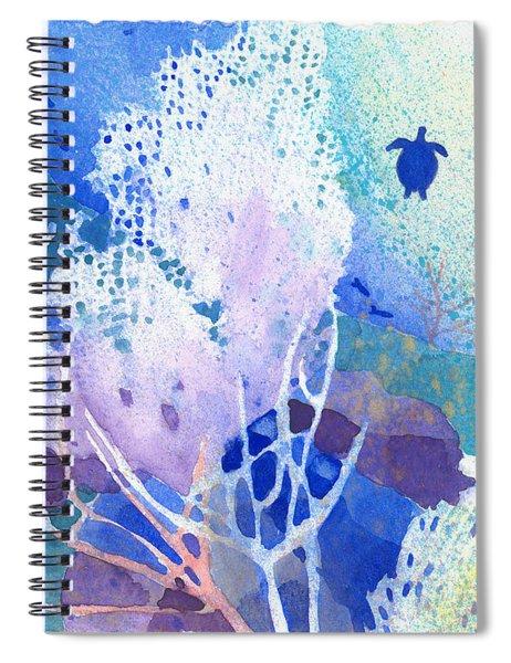 Coral Reef Dreams 5 Spiral Notebook