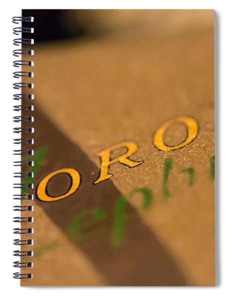 Corona Zephyr Spiral Notebook