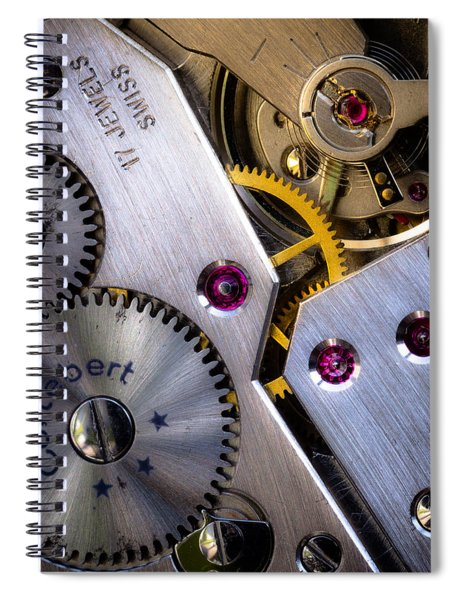Cortebert Spiral Notebook