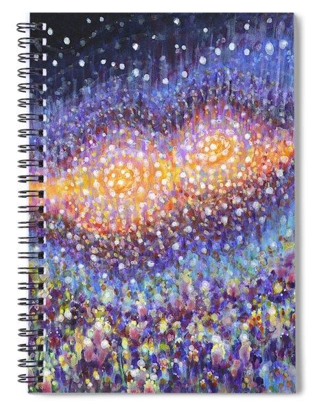 Cosmoremos Spiral Notebook