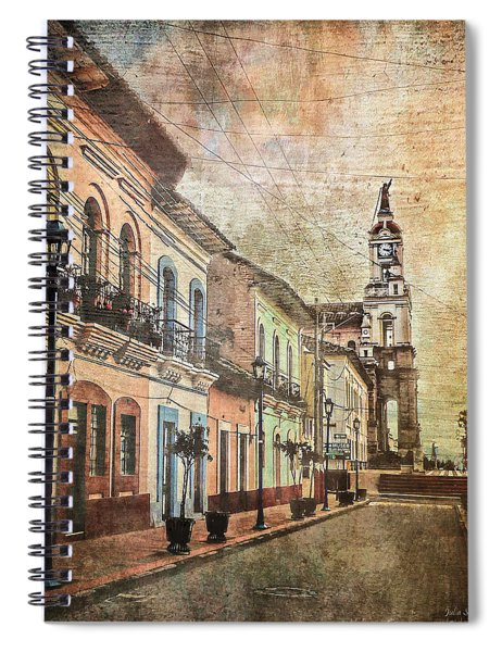 Cotacachi Morning Spiral Notebook