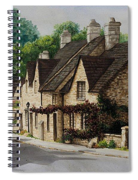 Cotswold Street Spiral Notebook