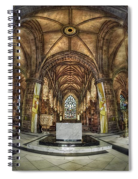 Count Your Blessings Spiral Notebook