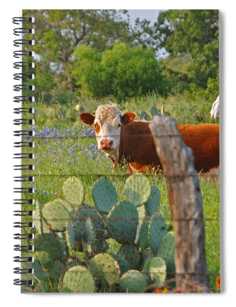 Country Friends Spiral Notebook