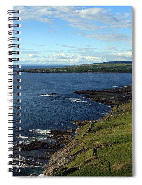 County Clare Coast Spiral Notebook