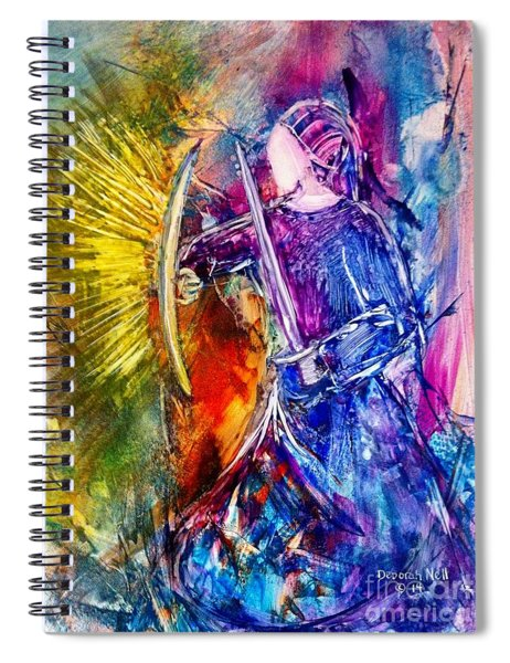 Courageous Spiral Notebook