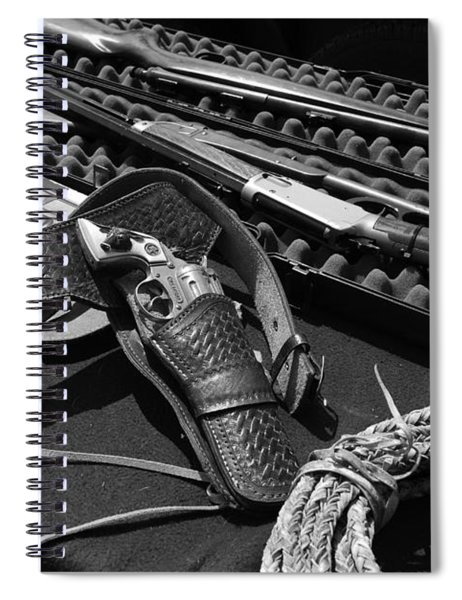 Cowboy Up Spiral Notebook