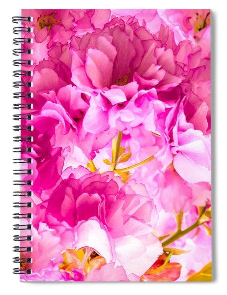 Crabapple Impressions 2 Spiral Notebook