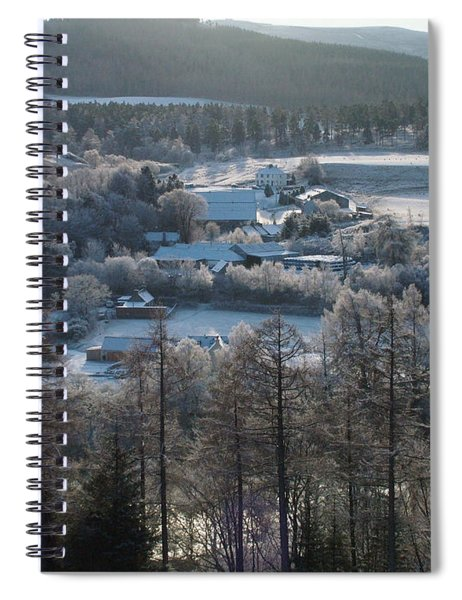 Cragganmore - Frosty Day Spiral Notebook